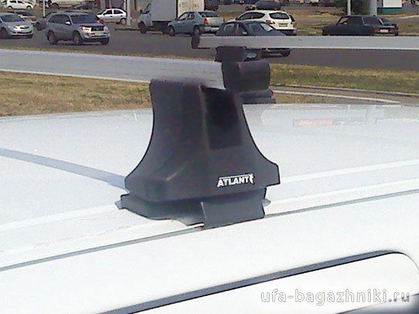 Багажник на крышу Tagaz Tager, Атлант, прямоугольные дуги