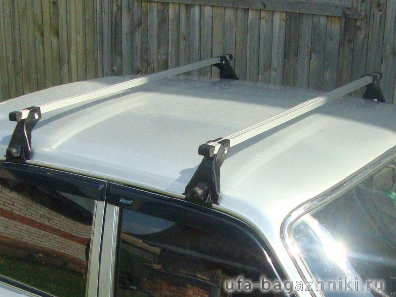 Багажник на крышу ГАЗ-3110 (Волга) - Атлант, алюминиевые дуги.