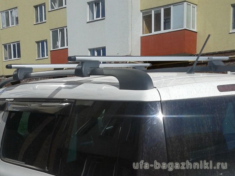 Багажник на крышу шкода своими руками