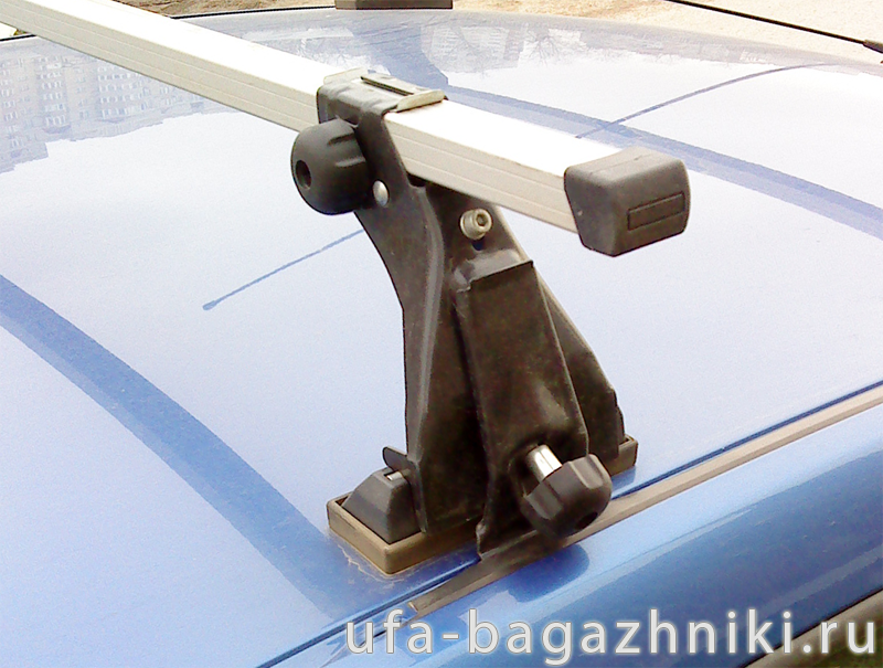 renault symbol багажник на крышу