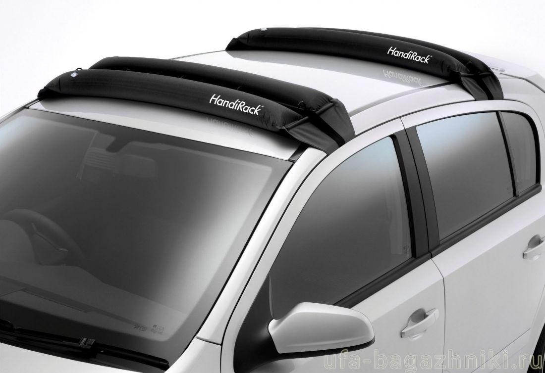 инструкция на установку багажника lux на форд фьюжен