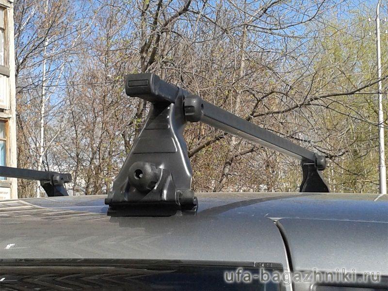 Багажник на крышу на Chevrolet NIVA, Атлант - стальные дуги