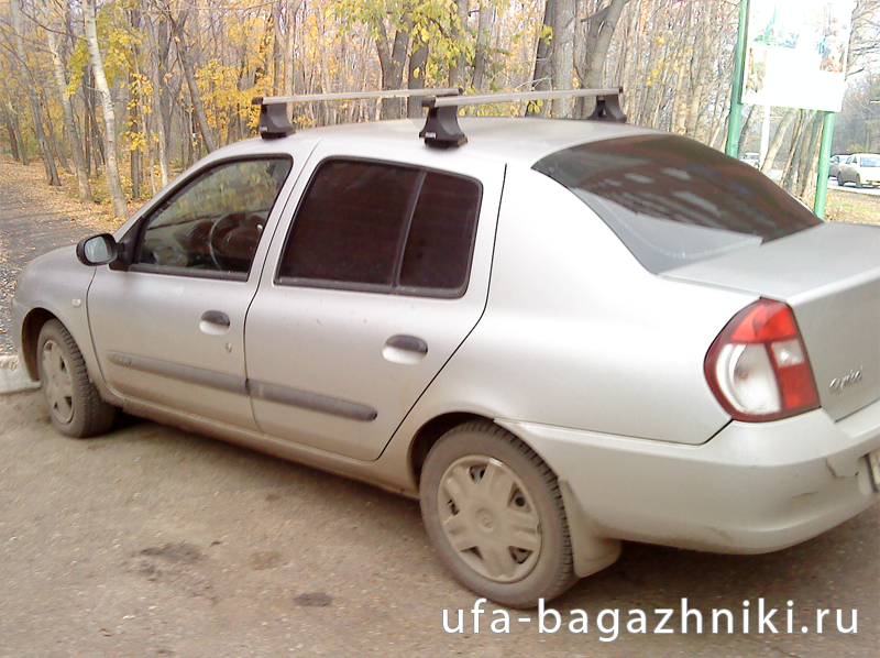 багажник на крышу на БМВ e39