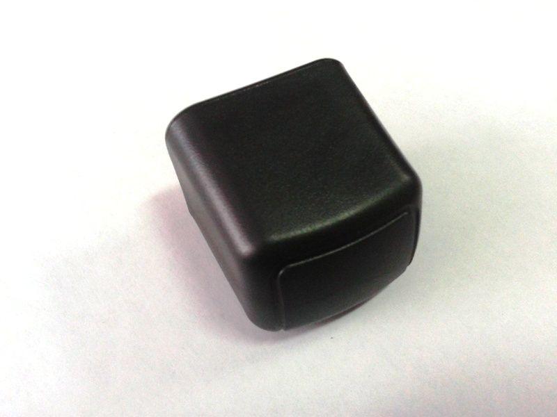 Заглушка для прямоугольных дуг багажника Lux
