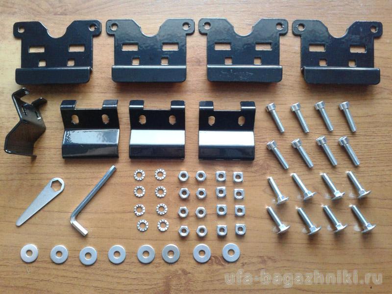 Адаптеры для багажника Lada Vesta sw, Lada Vesta sw cross, Lux, артикул 845304